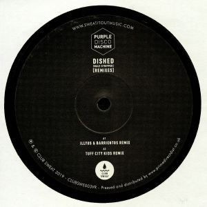 PURPLE DISCO MACHINE - Dished (Male Stripper) (remixes)