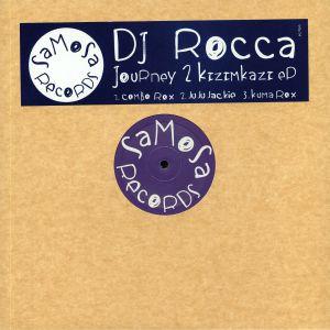DJ ROCCA - Journey 2 Kizimkazi EP