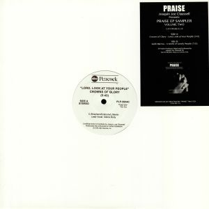 CLAUSSELL, Joaquin Joe/CROWNS OF GLORY/KEITH BARROW - Praise EP Sampler Volume Two