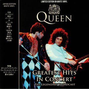 QUEEN - Queen Greatest Hits In Concert: Yoyogi Taiikukan Tokyo Japan 11th May 1985