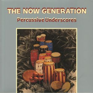LUDEMANN, Peter/PIT TROJA - The Now Generation: Percussive Underscores