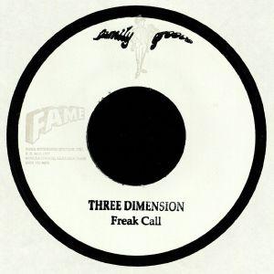 THREE DIMENSION - Freak Call