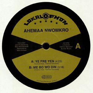 NWOMKRO, Ahemaa - Ye Fre Yen