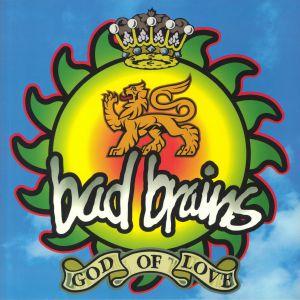 BAD BRAINS - God Of Love (reissue)
