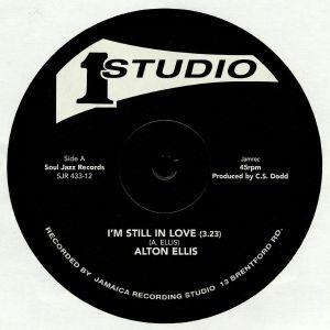 ELLIS, Alton/THE SOUL VENDORS - I'm Still In Love (reissue)