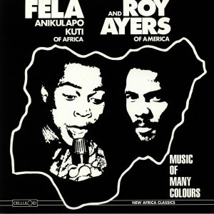 KUTI, Fela/ROY AYERS - Music Of Many Colours (reissue)