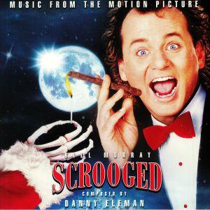 ELFMAN, Danny - Scrooged (Soundtrack)