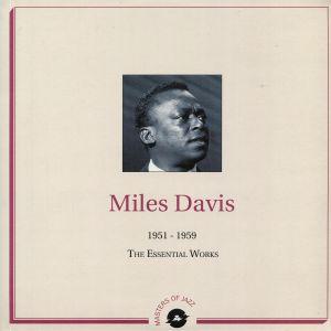 DAVIS, Miles - 1951-1959: The Essential Works