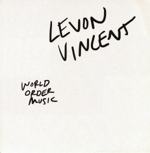 VINCENT, Levon - World Order Music