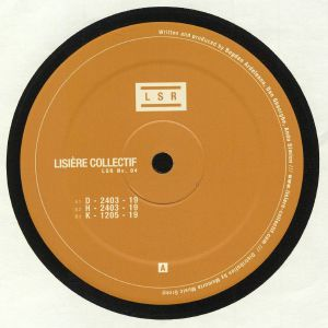 LISIERE COLLECTIF - LSR No 04