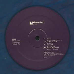 REEKO/LEWIS FAUTZI/KESSELL/STEVE BICKNELL - Gathering Composed Thoughts