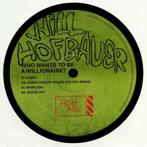 HOFBAUER, Will - Who Wants To Be A Willionaire?
