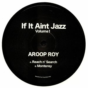 ROY, Aroop - If It Ain't Jazz : Volume 1