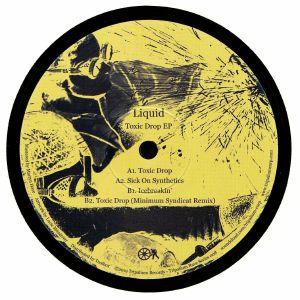 LIQUID - Toxic Drop EP
