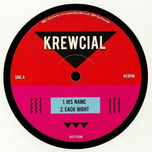 KREWCIAL - His Name