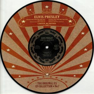 PRESLEY, Elvis - The Original US EP Collection No 7 (Special Edition)