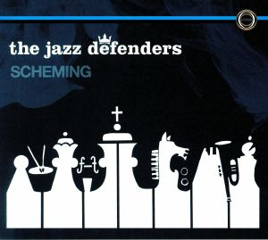 JAZZ DEFENDERS, The - Scheming
