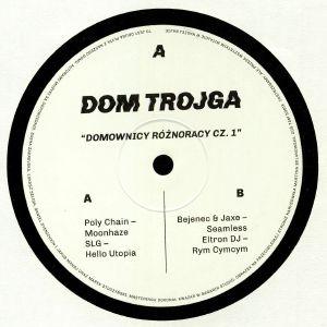 POLY CHAIN/SLG/BEJENEC/JAXE/ELTRON DJ - Domownicy Roznoracy Cz 1