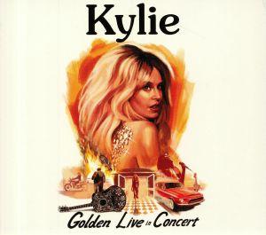 MINOGUE, Kylie - Golden: Live In Concert