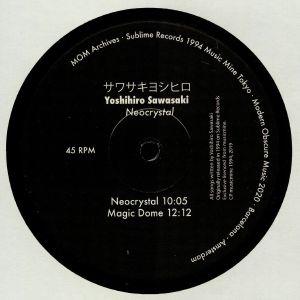 SAWASAKI, Yoshihiro - Neocrystal (reissue)