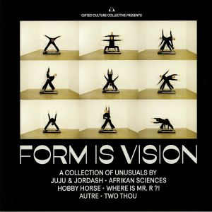 VARIOUS - Form Is Vision