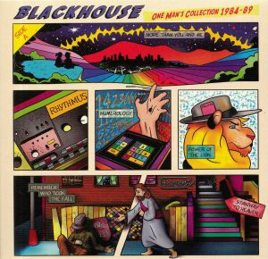BLACKHOUSE - One Man's Collection 1984-89