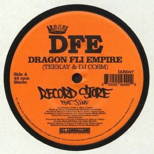 DRAGON FLI EMPIRE - Record Store