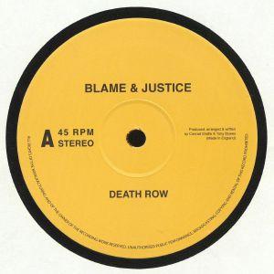 BLAME/JUSTICE - Death Row