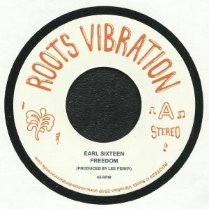 EARL SIXTEEN/THE UPSETTERS - Freedom
