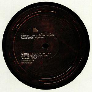 T JACQUES/VITESS/METRO/KOLTER - Nuances de Nuit Vol 3 (Metropolitan Acid mix)