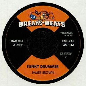 BROWN, James/JIMMY SMITH - Funky Drummer