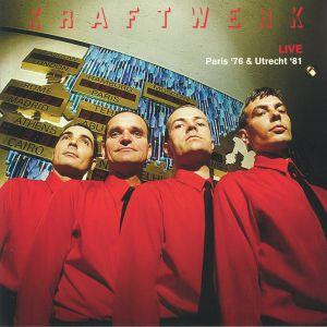 KRAFTWERK - Live: Paris 76 & Utrecht 81