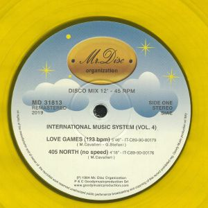 INTERNATIONAL MUSIC SYSTEM - IMS Vol 4 (remastered)