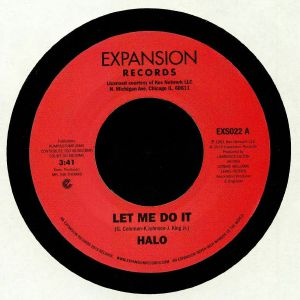 HALO - Let Me Do It (reissue)