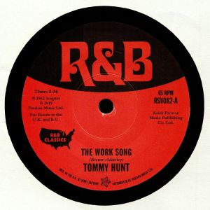 HUNT, Tommy/OSCAR BROWN JR - The Work Song