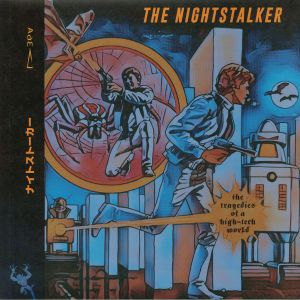 NIGHTSTALKER, The - Tragedies Of A High Tech World