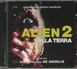 GUIDO & MAURIZIO DE ANGELIS - Alien 2 Sulla Terra (Soundtrack)