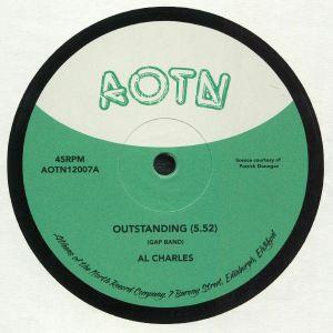 CHARLES, Al - Outstanding (reissue)
