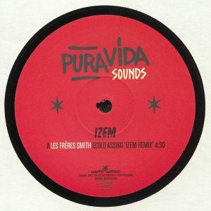 IZEM/LES FRERES SMITH/GUTS - Izem Remixes