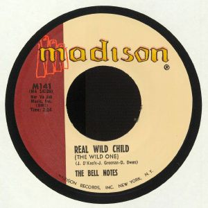 BELL NOTES, The - Real Wild Child (reissue)
