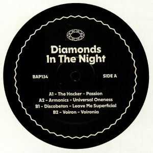 HACKER, The/ARMONICS/DISCOBETON/VOIRON - Diamonds In The Night
