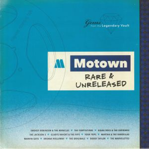 VARIOUS - Motown Rare & Unreleased (Record Store Day Black Friday 2019)