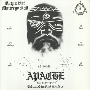 SMITH, Craig aka MAITREYA KALI - Apache Inca (reissue)