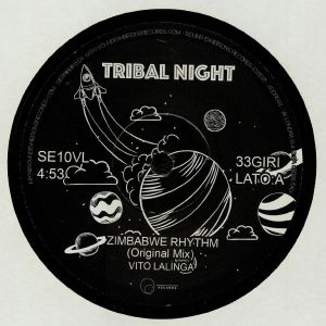 LALINGA, Vito - Tribal Night