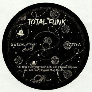 AFRO DUB/LTG LONG TRAVEL GROOVE - Total Funk