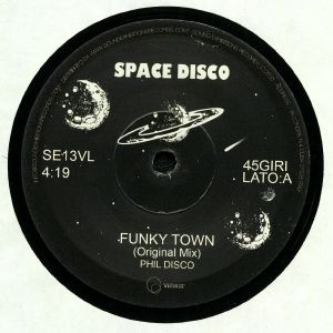 PHIL DISCO - Space Disco