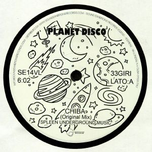 SPLEEN UNDERGROUND MUSIC - Planet Disco