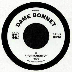 DAME BONNET - Portamento