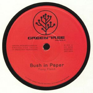 DREADLOCK TALES/TONY FLASH - Bush In Paper