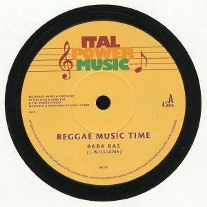 BABA RAS/ITAL MICK - Reggae Music Time